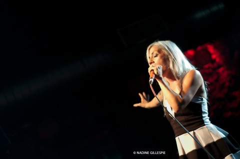 Lacey Sturm in Atlanta